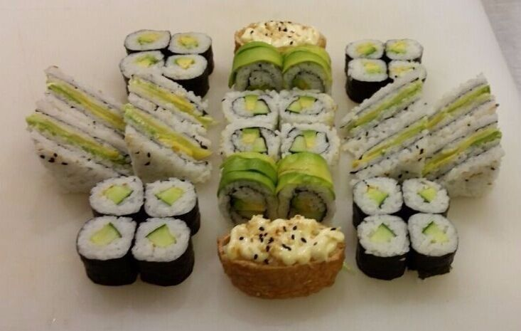 Top class sushi Chef & Sushi Catering and Event Service