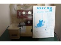 Riccar OVERLOCKER