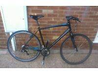 Specialized Sirrus Hybrid 2015 With Additional Wheel Frames