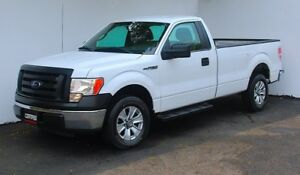 2010 Ford F-150 XL  Long Box 8-Ft.53400km. Tonneau Cover 1 Owner