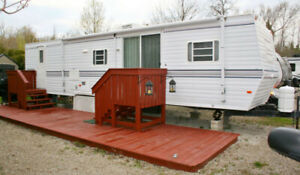 trailer cottage for rent