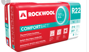R22 16 on center rockwool