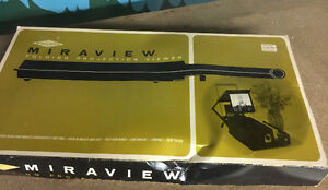 Sawyer Mirview Folding Slide Projection Viewer