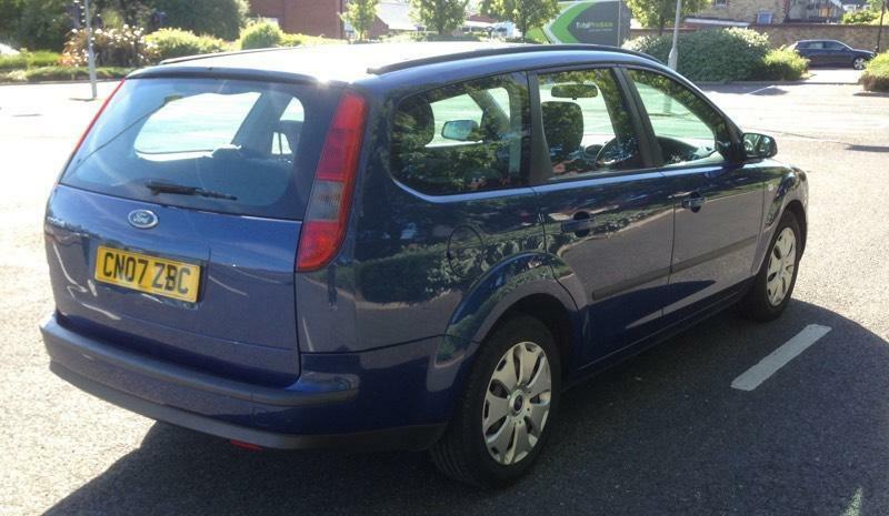 Ford Focus Estate Automatic 2007 07 In Newcastle Tyne And Wear Gumtree