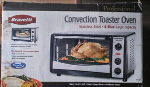 Bravetti Professional Convection Oven - Brand New