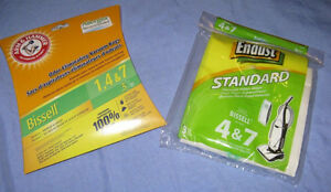 Bissell Standard 4 & 7 Vaccum Filter Bags Kingston Kingston Area image 1