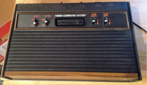 Original Atari 2600 Clean Tested Complete
