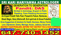 FAMOUS INDIAN ASTROLOGER & PSYCHIC