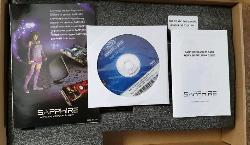 Sapphire R9 390 8gb o/c nitro 4K | in Bournemouth, Dorset | Gumtree