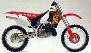 Wanted: Older Model 250 or 500 Two Strokes