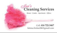 ISA'S CLEANING SERVICES