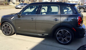 2014 MINI Cooper S Countryman Hatchback