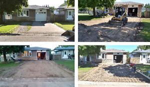 Driveway removal, excavating, grading, and demolition in K-W Kitchener / Waterloo Kitchener Area image 7