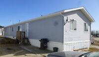 EDSON MOBILE HOME FOR SALE - on lot in Creekside Village