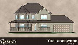Stunning Two Storey Lake House! Brand New Home!