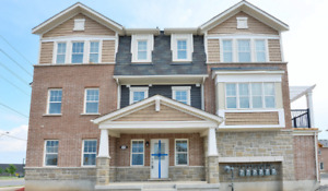 Brand New Executive Corner Unit Townhouse For RENT In Milton