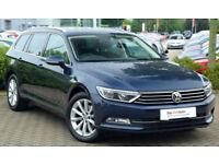 Volkswagen PASSAT ESTATE 2.0 TDI 150ps AUTO DSG 2015 SE Business : ONLY 10k mi