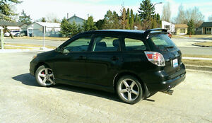 2008 Toyota Matrix (Toyota Racing Development Edition)