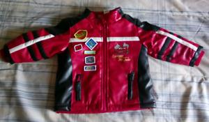 Lighting mcqueen jacket