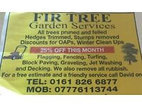 FIR TREE Garden services