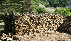 Cut, Split, Dry Firewood for sale, don't miss out, now is the ti