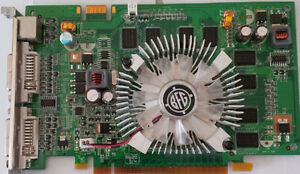 Nvidia GeForce 9500 GT 1 Gig