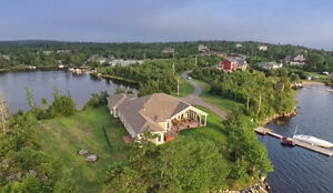 Stunning Lakefront Home with 1,000 ft of frontage!