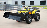 "ATV / UTV UNIVERSAL SNOW PLOW 60"" BLADE FREE SHIPPING CANADA North Bay Ontario Preview"