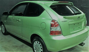 2008 Hyundai Accent: CERTIFIED
