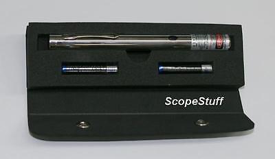 ScopeStuff #LAS5 - Astronomy Grade Green Laser Pointer, Guaranteed Power Rating