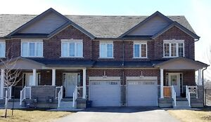 New Townhouse  North Oshawa park and court location