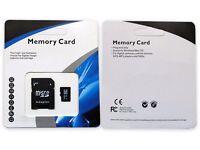 256GB MICRO MINI SD MEMORY CARD AND ADAPTER BRAND NEW GENUINE ITEM