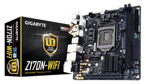 Gigabyte Z170N-wifi Mini ITX Motherboard