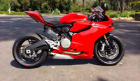Ducati Panegali 899 Super mint Low km