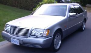 1992 Mercedes-Benz 600-Series SEL Sedan