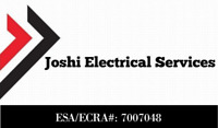 Joshi Electrical Services | Master Electrician