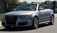 2008 Audi RS4 Cabriolet (Convertible)