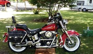 1994 Harley Davidson Heritage Softail Classic