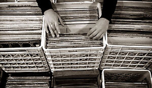 WOW! 1000's! of USED VINTAGE RECORDS! A few Turntables as well! London Ontario image 1