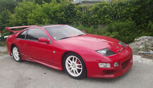 1990 Nissan 300ZX Automatic Coupe (2 door)