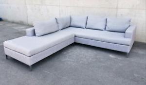 EQ3 - Lola Sectional sofa