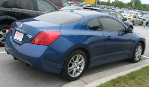 Looking for Accord/altima coupe 2008