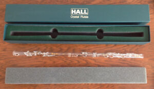 Crystal Flute by Hall