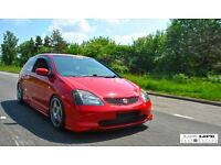 Honda Civic Type R EP3 Big Spec vtec (not turbo, wrx, Sti, type s, vxr)SOLD SOLD SOLD SOLD