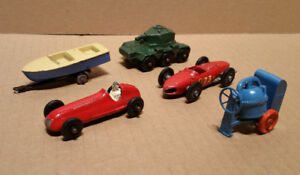 Lesney Matchbox Diecasts from 1950/60s (All 5 for $75)