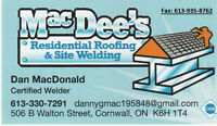 Searching For Experienced Roofers