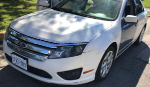 Ford Fusion se 2010 6speed manual