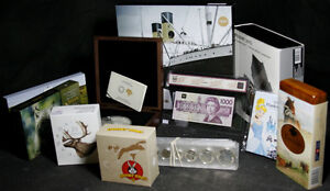 RCM Canada Coin Collection At Discount Pricing Sat 15th @11 EST