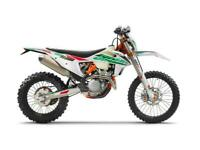 KTM EXC-F 350 6 DAYS 2021 MODEL ENDURO BIKE NOW AVAILABLE TO ORDER AT CRAIGS MC