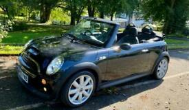 image for 2007 MINI Cabriolet COOPER S CONVERTIBLE SATNAV XENONS LEATHER 2OWNERS VERY CLEA